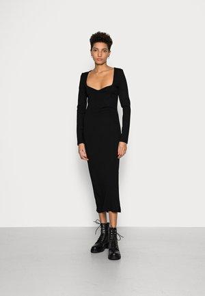 DIVA - Maxi šaty - black