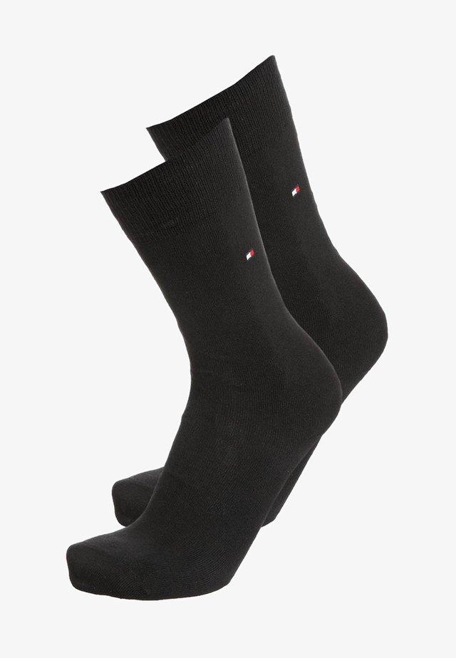 CLASSIC 2 PACK - Socks - black