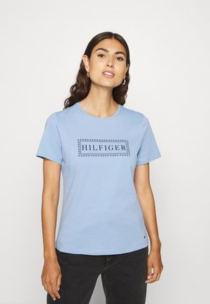 CLEO REGULAR  - T-shirt imprimé - blue
