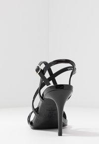 New Look - ROLLO - Sandali con tacco - black - 5