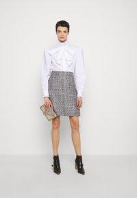 Alberta Ferretti - CAMICIA - Button-down blouse - white - 1