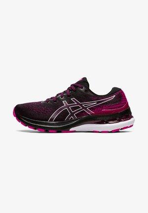 GEL-KAYANO 28 - Stabiliteit hardloopschoenen - black/pink rave