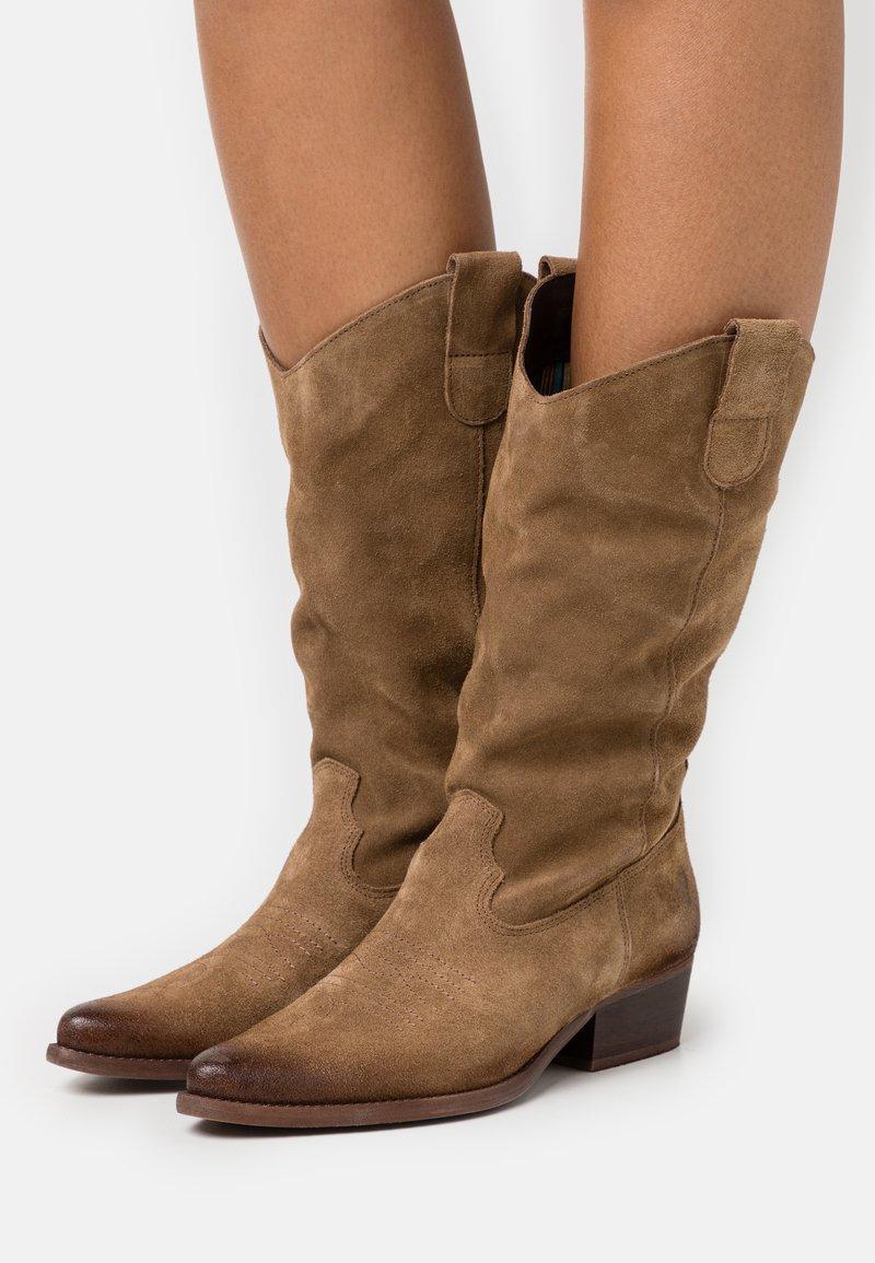 Felmini - WEST - Cowboy/Biker boots - marvin stone