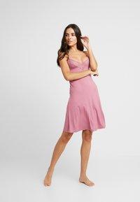 Anna Field - Nattlinne - pink - 0