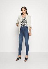 Dr.Denim - MOXY - Jeans Skinny Fit - westcoast dark blue - 1