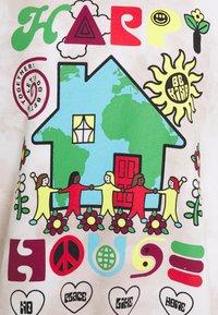 NEW girl ORDER - HAPPY HOUSE - Mikina - grey tie dye - 2