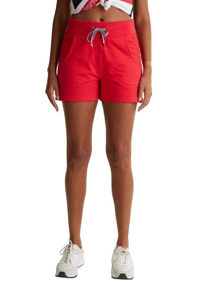Short de sport - red