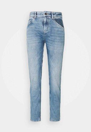 LIKE - Jeansy Straight Leg - blue