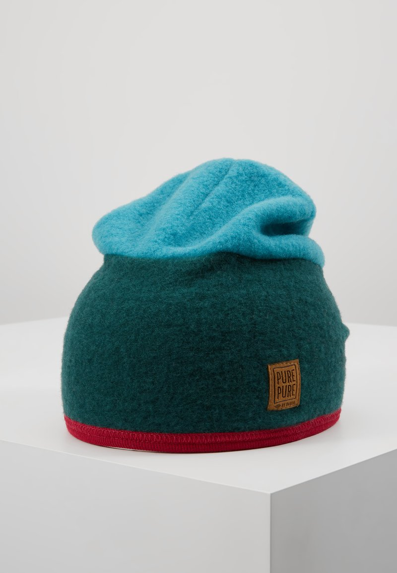 pure pure by BAUER - KIDS BEANIE - Beanie - smoke green