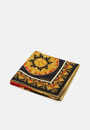 FOULARD  - Halsdoek - red/gold