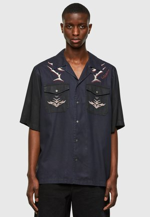 MITCH - Overhemd - black