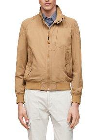s.Oliver - Light jacket - brown - 5