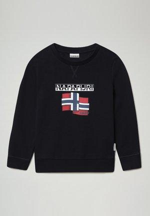 BIREX CREW - Sweater - blu marine