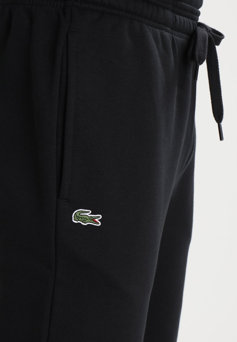 Lacoste Herren Jogginghose Sporthose Sweatpants Jogger S-XL Schwarz mit Etikett