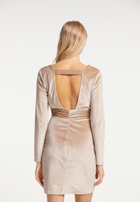 myMo at night - Cocktail dress / Party dress - beige - 2