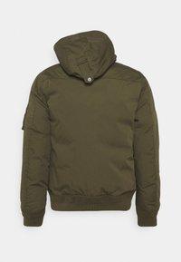 Schott - POWELL - Winter jacket - kaki - 9
