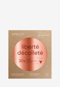 APRICOT - DÉKOLLETÉ PAD WITH HYALURON - Skincare tool - - - 1