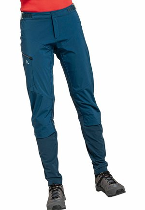 HYBRID TREE RUN L - Trousers - nachtblau
