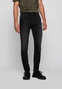 BOSS - CHARLESTON - Jeans Skinny Fit - dark blue - 0