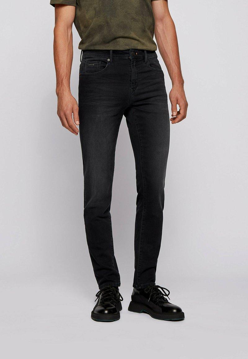 BOSS - CHARLESTON - Jeans Skinny Fit - dark blue