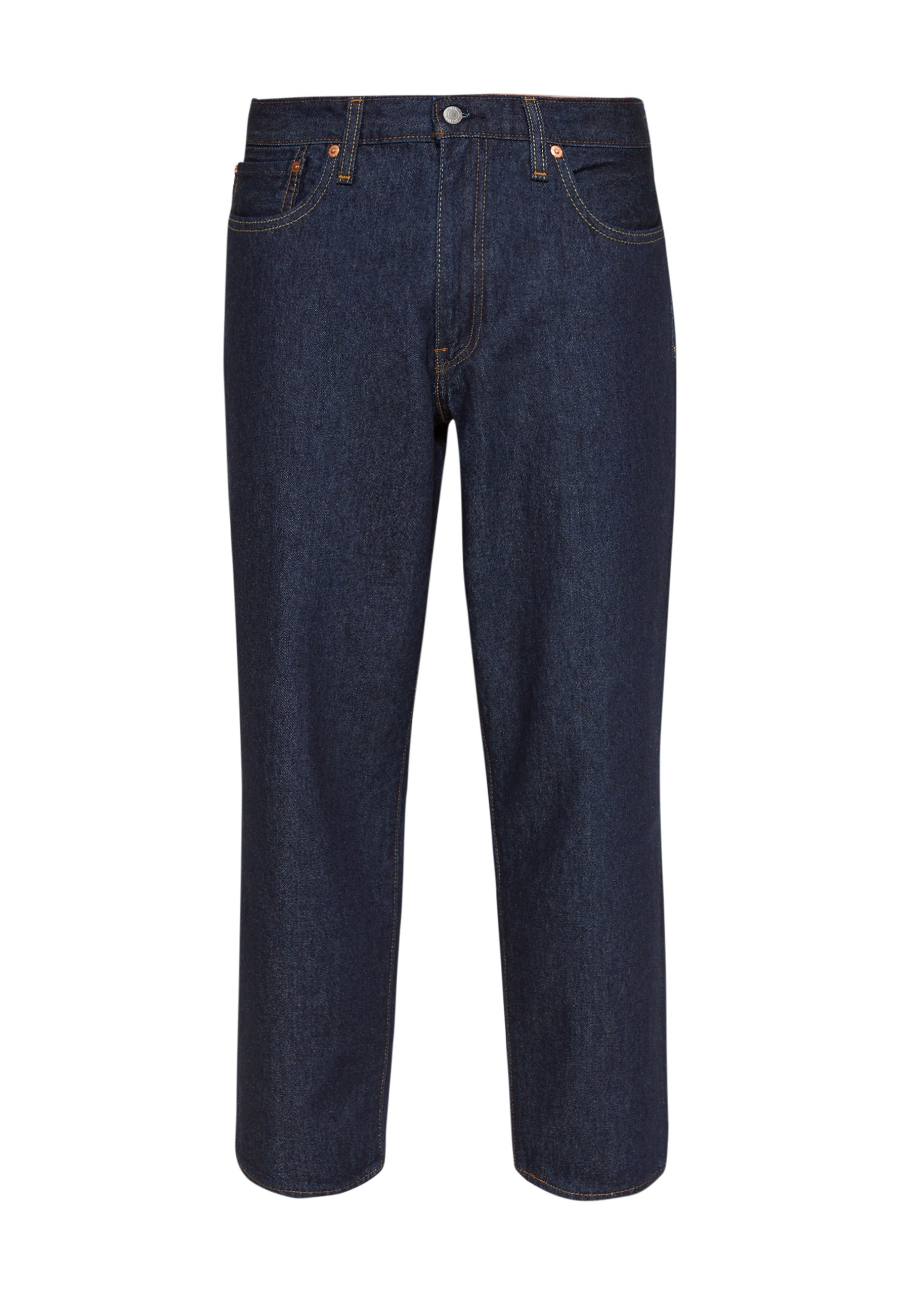 Uomo STAY LOOSE TAPER CROP - Jeans baggy
