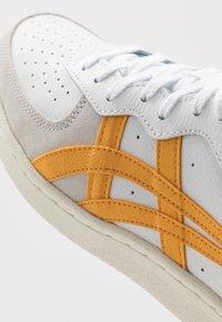Onitsuka Tiger - Sneakersy niskie - white/yellow - 5