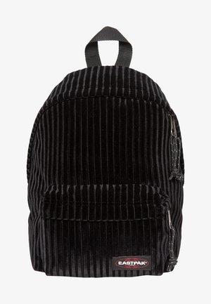 Ryggsäck - velvet black