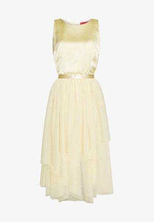 KILAILA - Cocktail dress / Party dress - light/pastel yellow