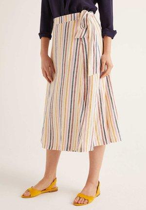 A-line skirt - Sun yellow