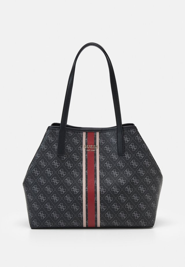 VIKKY TOTE - Handbag - coal