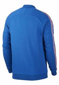 Nike Performance - ENGLAND - Training jacket - sport royal/white - 1