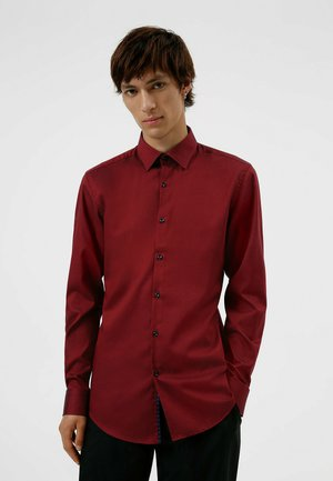 KOEY - Formal shirt - dark red
