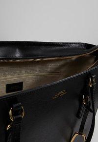 Lauren Ralph Lauren - TOTE - Handbag - black - 5