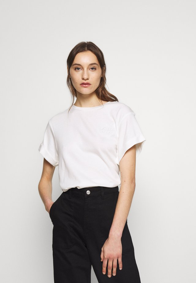 STORM - T-shirts basic - snowwhite