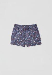 PULL&BEAR - Shorts da mare - dark blue - 2
