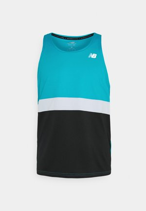 STRIPED ACCELERATE SINGLET - Top - virtual sky