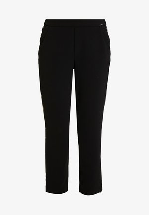 ELEANOR JOGGER - Bukse - jet black