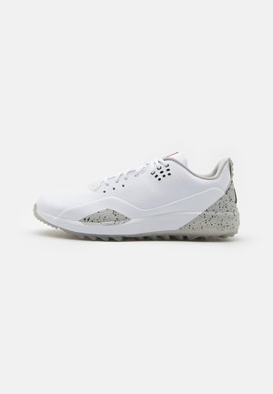 JORDAN ADG 3 - Golfkengät - white/fire/tech grey/black