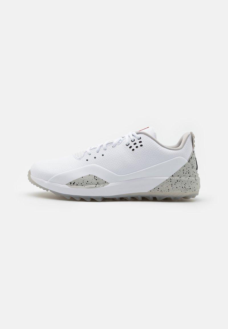 Nike Golf - JORDAN ADG 3 - Golfové boty - white/fire/tech grey/black