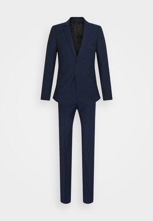 MENS SUIT FULLY LINED - Suit - navy
