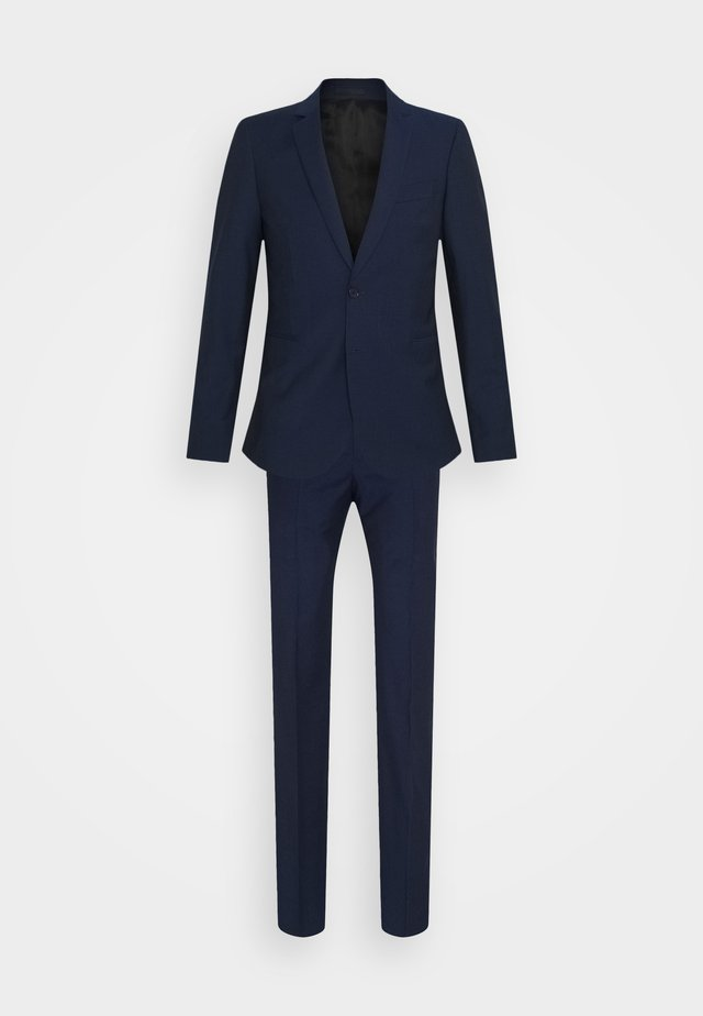 MENS SUIT FULLY LINED - Anzug - navy