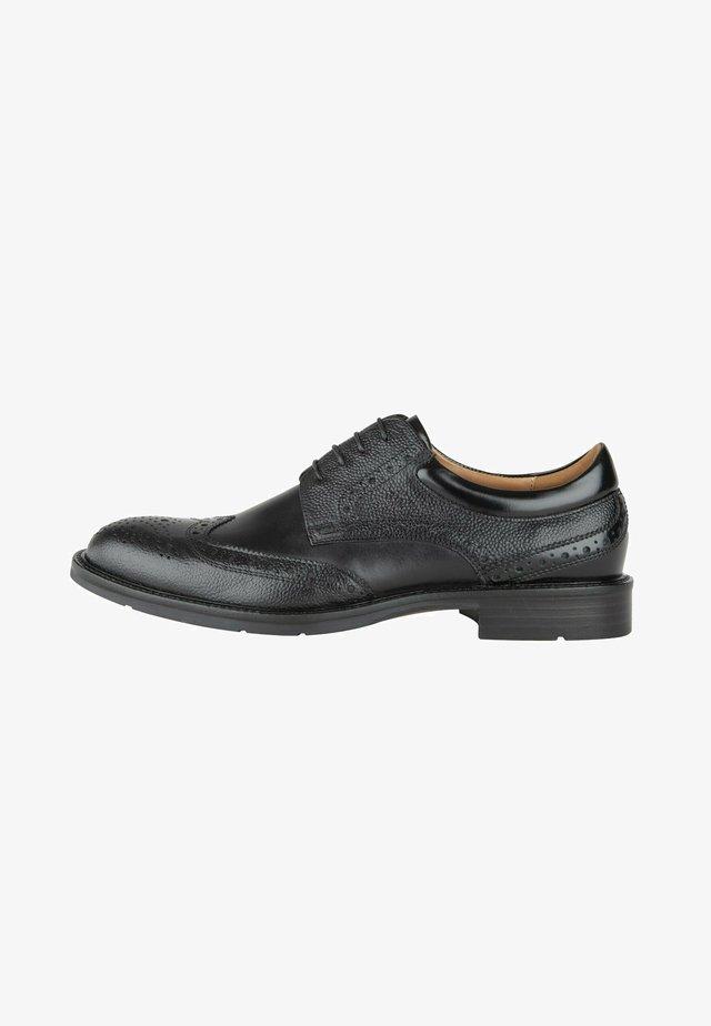 TOLEDO - Casual lace-ups - black