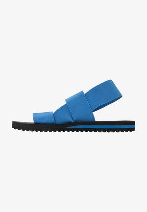 SURF ELASTIC - Sandalias - bright blue