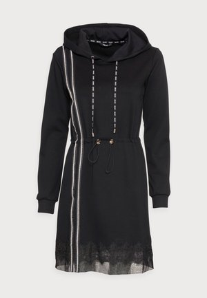 ABITO - Day dress - nero/strass