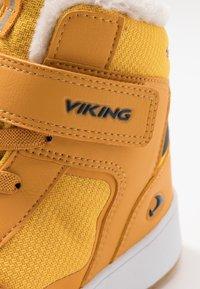 Viking - JACK GTX - Vysoké tenisky - sun/honey - 2