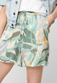 s.Oliver - Shorts - cream aop - 3