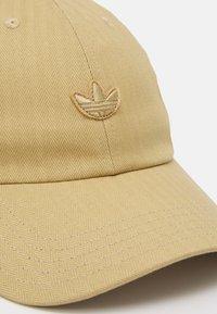 adidas Originals - CONT BALLCAP UNISEX - Lippalakki - beige tone - 3