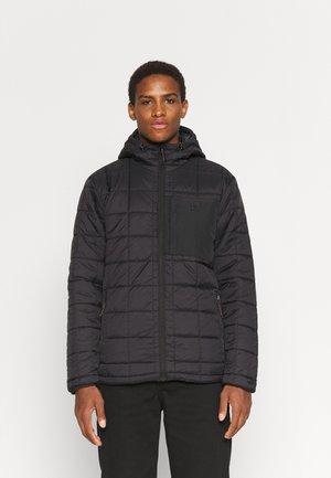 JOURNEY PUFFER JACKE - Short coat - black