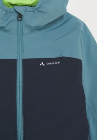 Vaude - KIDS ESCAPE 3IN1 JACKET - Outdoorová bunda - blue gray - 4