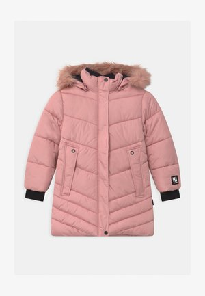 NKFMABECCA PUFFER - Zimní kabát - coral blush